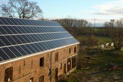 Ökostrom pur - volle Breitseite Solarpower.