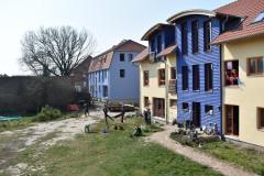 Zwei Häuser - ein Projekt